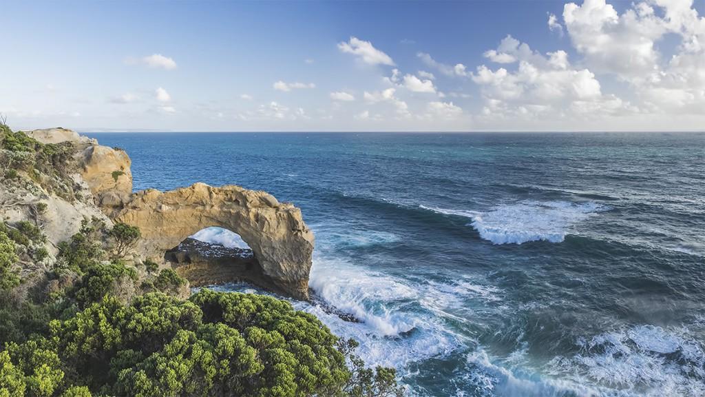 Dwunastu apostołów, Great Ocean Road, Australia