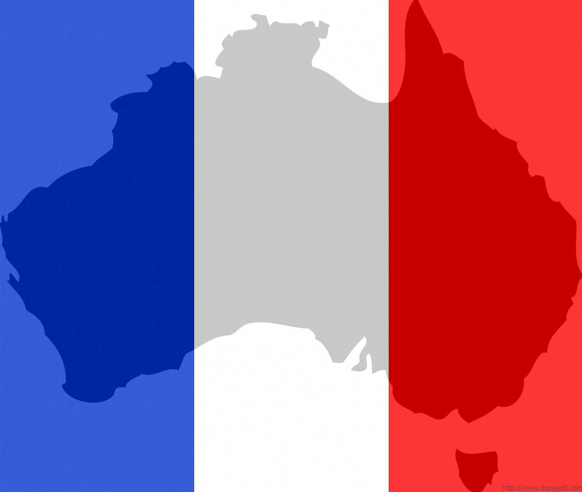 Australia, Francja, zamachy
