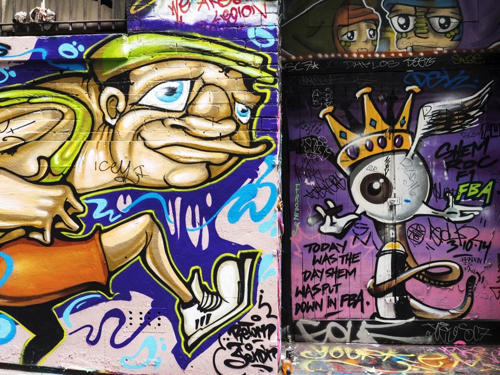 street art australia