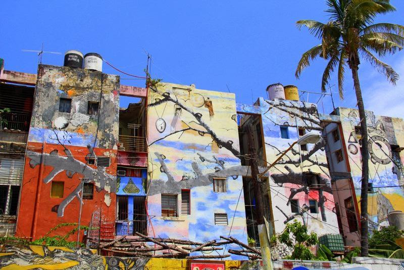Kuba, Havana, Planet Kiwi, street art, streetart