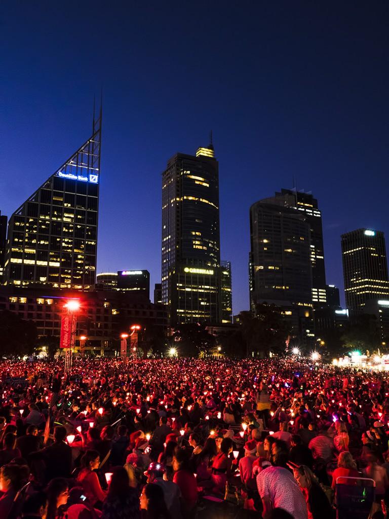 Boże Narodzenie, Australia, Sydney, święta