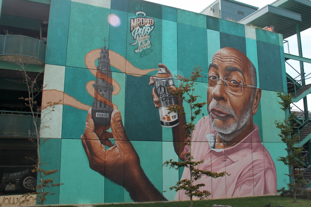 street art, Porto, podrozepoeuropie.pl
