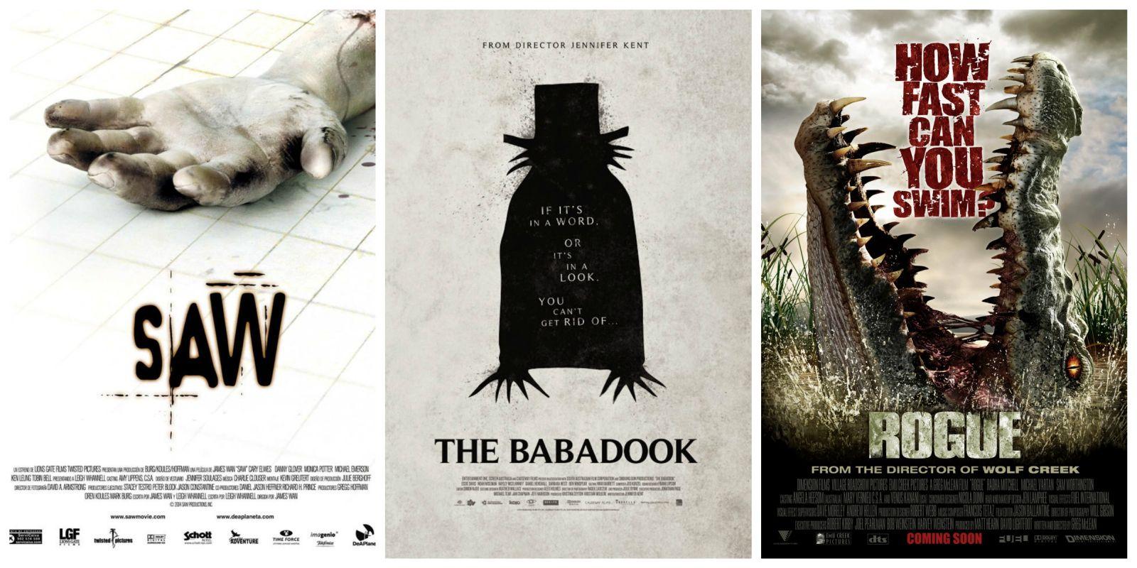Australia, horror, Piła, filmy, australijskie, horrory