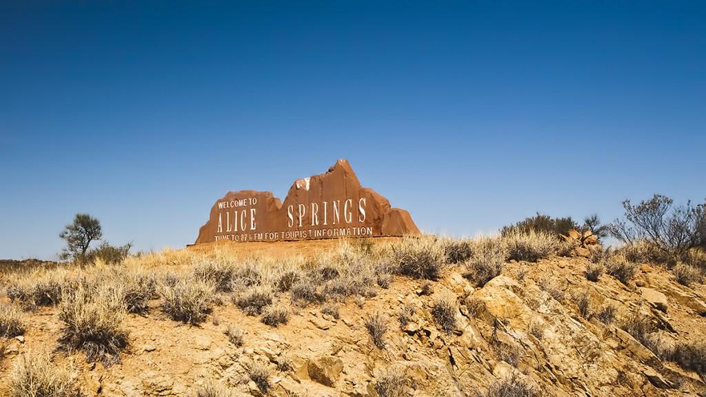 Alice Springs, pogoda, klimat, Australia