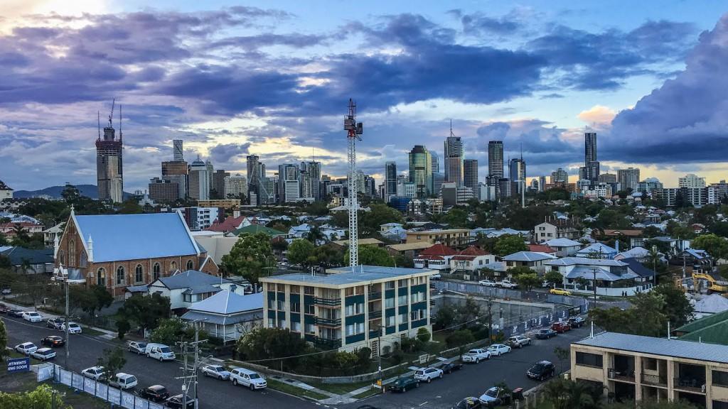 Brisbane, pogoda, Australia, WhereIsJuli