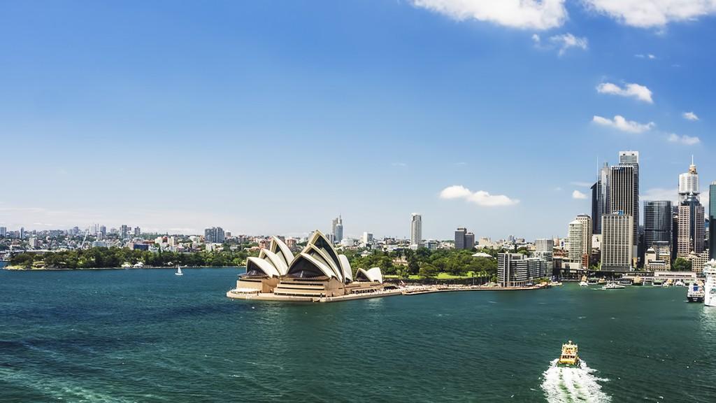 Sydney, pogoda, Nowa Południowa Walia, Przedeptane