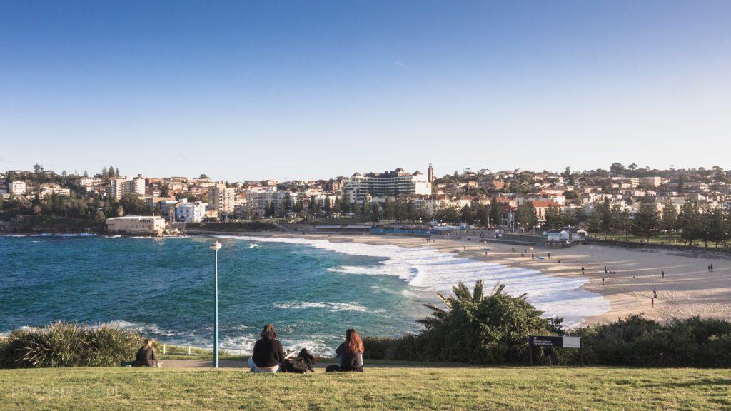 Plaża Coogee w Sydney