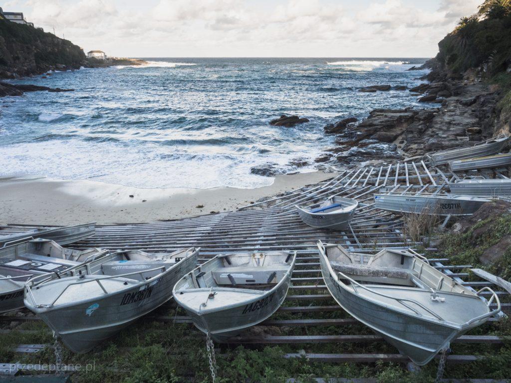 Plaża Gordons Bay w Sydney