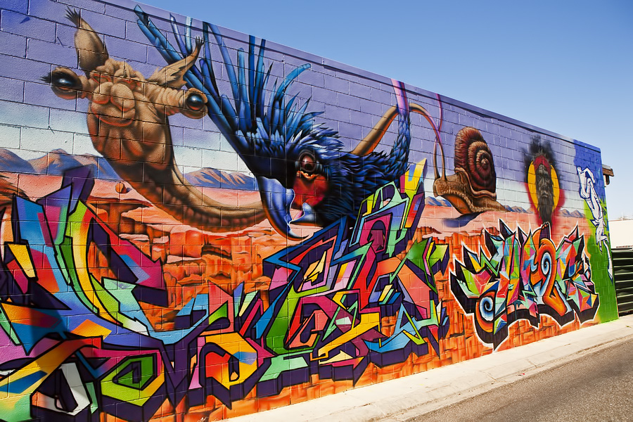 street art alice springs